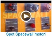 video spacewall spot motori